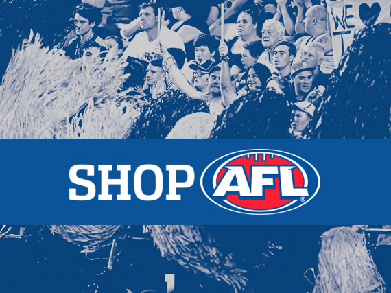 Shop AFL Kiosk.