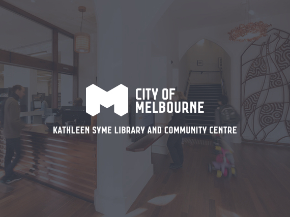 City of Melbourne – Library Wayfinder.