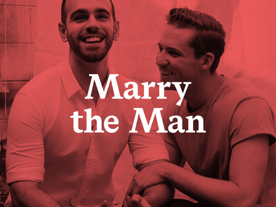 Marry the Man – Website.