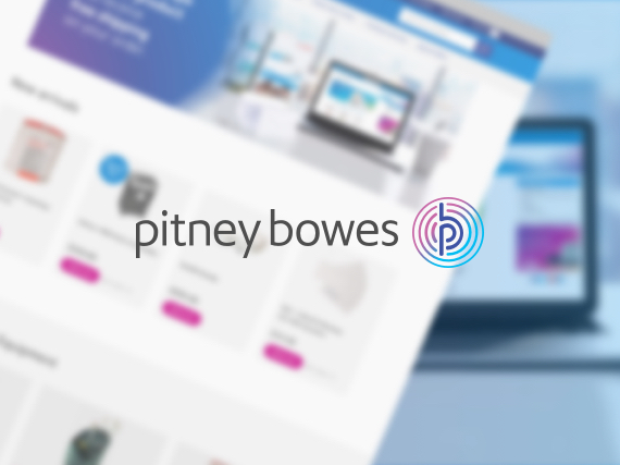 Pitney Bowes Direct – eCommerce.